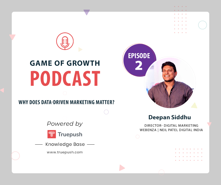 Podcast Ep 2- Why data-driven marketing matter?