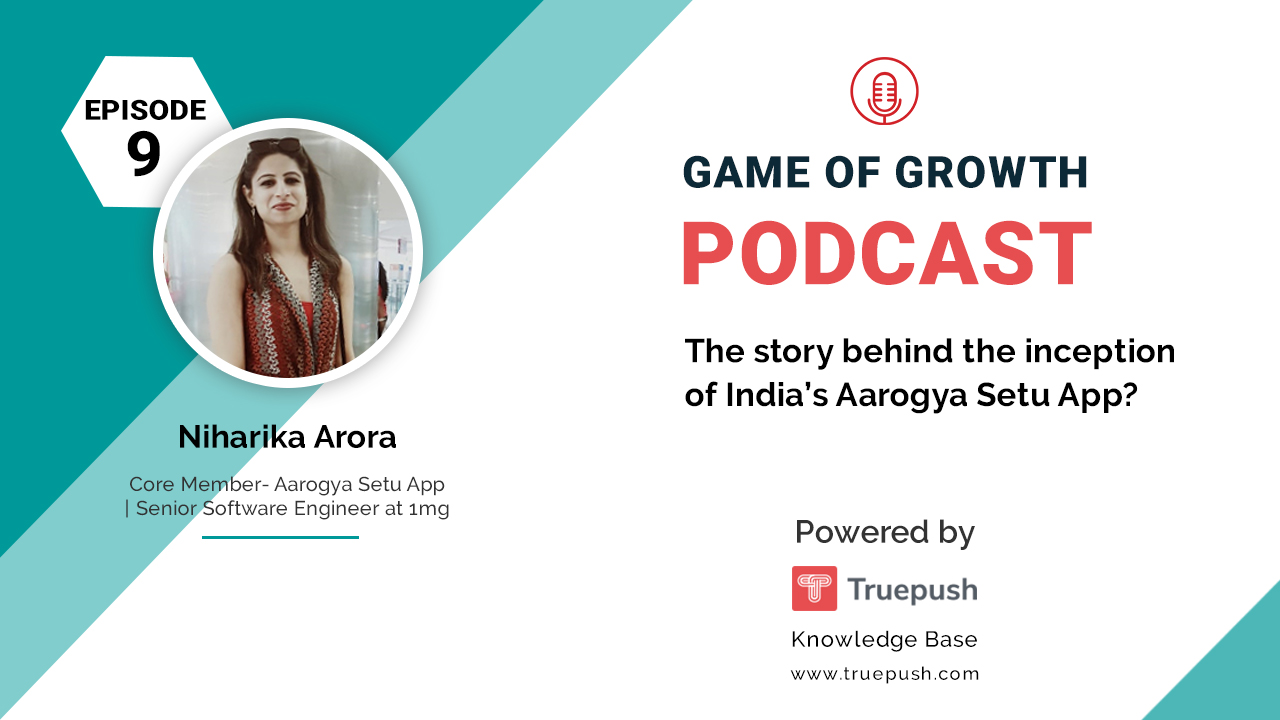 Podcast episode 9 with Aarogya Setu developer