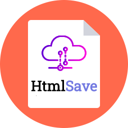 HtmlSave using Truepush notifications