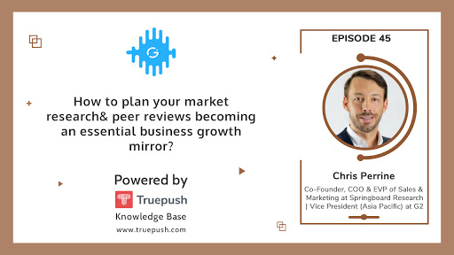 Podcast Ep 45: How to plan your market research & peer reviews becoming an essential business growth mirror?