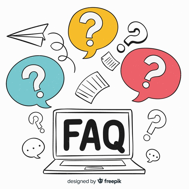 FAQ creative for push notification service